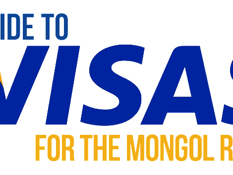 Visas for the Mongol Rally
