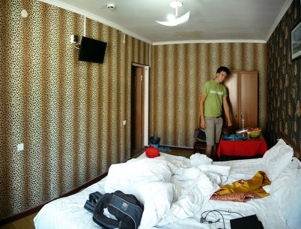 hotel shymkent sardar mongol rally 2014 limo team blog